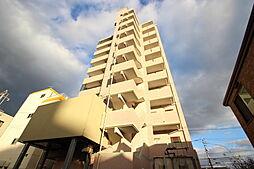 シャンテ中垣[4階]の外観
