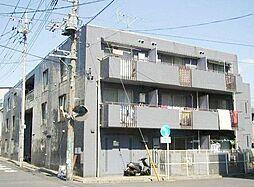メープルコート中青木[3階]の外観