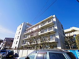 東京都小平市喜平町1丁目の賃貸マンションの外観