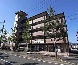 京都府京都市西京区桂上野南町の賃貸マンションの外観