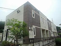 福岡県北九州市八幡西区市瀬2丁目の賃貸アパートの外観