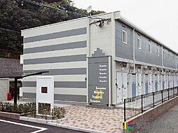 福岡県福岡市東区和白3丁目の賃貸アパートの外観