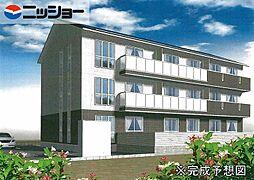 仮)D−room徳田[2階]の外観
