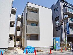 大阪府大阪市住吉区大領4丁目の賃貸アパートの外観