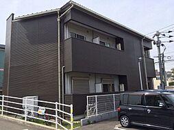 福岡県福岡市城南区神松寺1丁目の賃貸アパートの外観