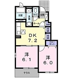 善導寺駅 4.9万円