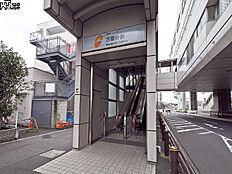 多摩モノレール「万願寺」駅