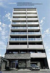 プレサンス栄ブリオ[10階]の外観