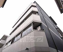 京都府京都市上京区油小路通一条上る元百万遍町の賃貸マンションの外観