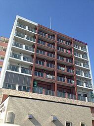 福岡県筑後市大字長浜の賃貸マンションの外観