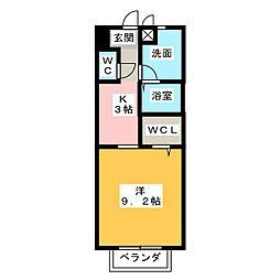 徳和駅 3.5万円