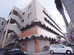 ハイローズマンション1番館[2階]の外観