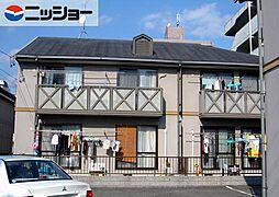 ウエストサイドKENZO A棟[2階]の外観