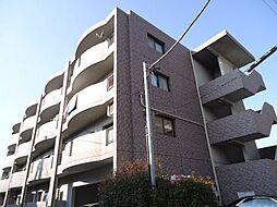 栃木県宇都宮市簗瀬3丁目の賃貸マンションの外観