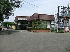 西武鉄道新小金井駅