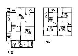 清水五条駅 1,380万円