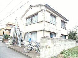 木村荘[201号室]の外観