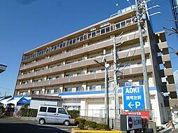 静岡県浜松市中区幸1丁目の賃貸マンションの外観