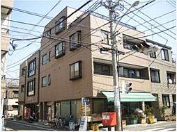 東京都大田区羽田5丁目の賃貸マンションの外観