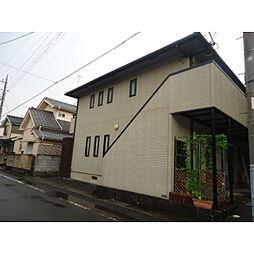 静岡県沼津市庄栄町の賃貸アパートの外観