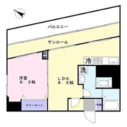 洗足駅 11.8万円