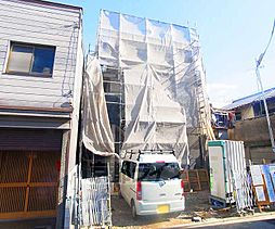 京都府京都市南区吉祥院九条町の賃貸アパートの外観