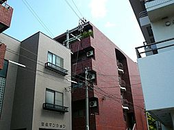 後藤ビル[4階]の外観