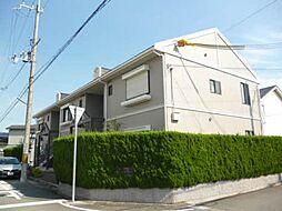 レジデンス赤坂[2階]の外観
