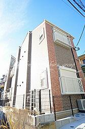 ハーミットクラブハウス戸塚V KANAテラス[1階]の外観