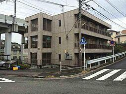神奈川県川崎市麻生区五力田2丁目の賃貸アパートの外観