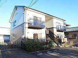 メルベーユ石田[1階]の外観