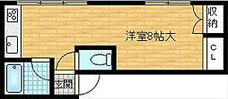 明豊ビル[3階]の間取り