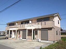 メゾネット江吉良[1階]の外観