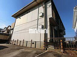 タウニー塚本[2階]の外観