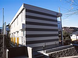 神奈川県川崎市多摩区生田4の賃貸アパートの外観