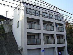 兵庫県神戸市須磨区南落合1丁目の賃貸マンションの外観