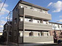 スターライト西新井[201号室]の外観