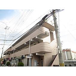 大阪府枚方市北中振3丁目の賃貸マンションの外観