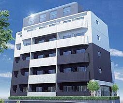 リヴシティ西早稲田[104号室]の外観