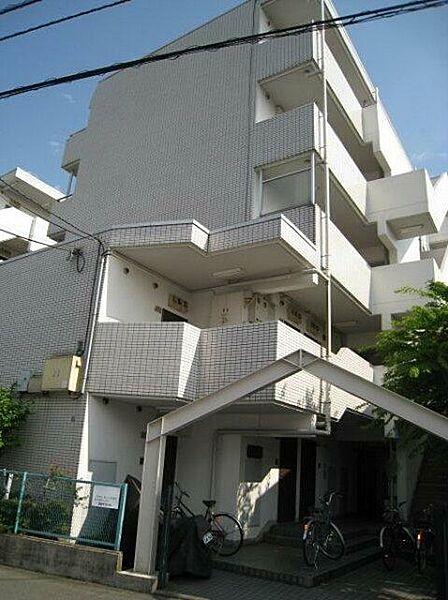 神奈川県相模原市緑区相原2丁目の賃貸マンションの外観