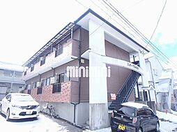 スパークル山崎[2階]の外観
