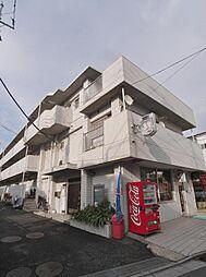 埼玉県朝霞市宮戸3丁目の賃貸マンションの外観