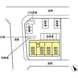 新築D-room 藤沢市大庭(仮)[1階]の外観