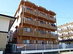 静岡県浜松市中区細島町の賃貸マンションの外観