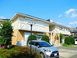 大阪府守口市大枝北町の賃貸アパートの外観