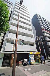 大阪府大阪市北区天神橋3の賃貸マンションの外観