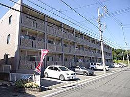 愛知県大府市柊山町6丁目の賃貸マンションの外観