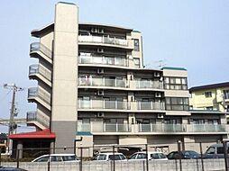 上野坂グリーンII[4階]の外観