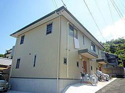 [テラスハウス] 兵庫県川西市鴬の森町 の賃貸【/】の外観