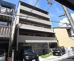 京都府京都市東山区東大路三条下る3筋目進之町の賃貸マンションの外観